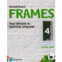Pearson ActiveTeach Frames Coursebook Class 4