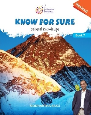 Know For Sure General Knowledge Class 7