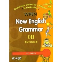 Wren New English Grammar 0B for Class 2