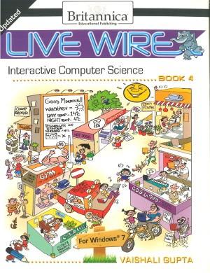 Britannica Live Wire Interactive Computer Science Class 4