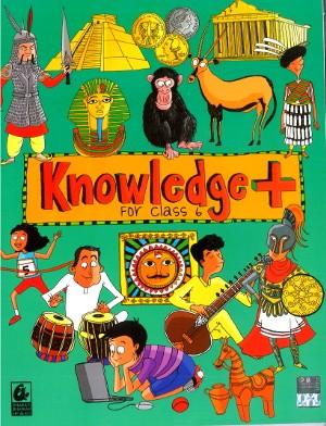 Bharati Bhawan Knowledge+ For Class 6