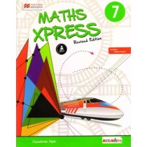 Macmillan Education Maths Xpress Class 7