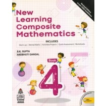 S chand New Learning Composite Mathematics For Class 4