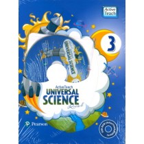 Pearson Active Teach Universal Science Class 3 by Natasha Mehta