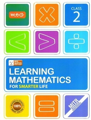 MTG Learning Mathematics For Smarter Life Class 2