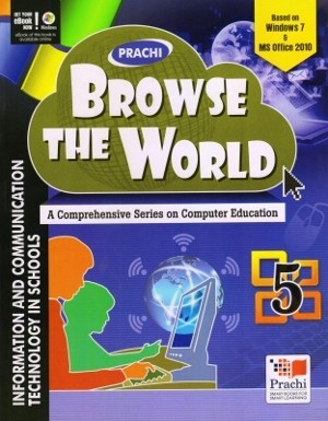 Prachi Browse The World Class 5