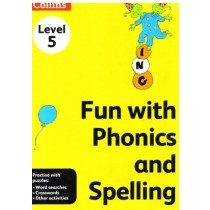 Collins Fun With Phonics and Spelling Level 5