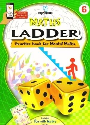 Maths Ladder Practice Book for Mental Maths Class 6