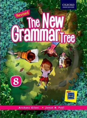 1 Oxford The New Grammar Tree Class 8 (2019 Edition)