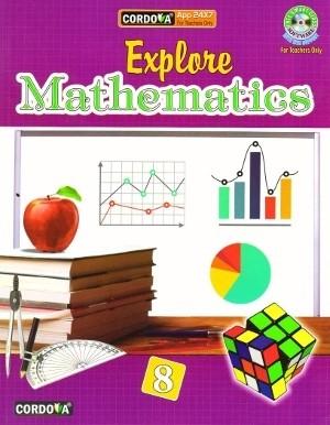 Cordova Explore Mathematics Class 8