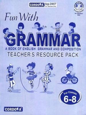 Cordova Fun With Grammar Solution book for classes 6 to 8