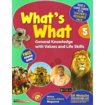 Viva What's What General Knowledge Class 5