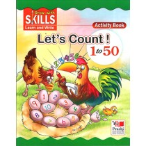 Prachi Let's Count 1 to 50
