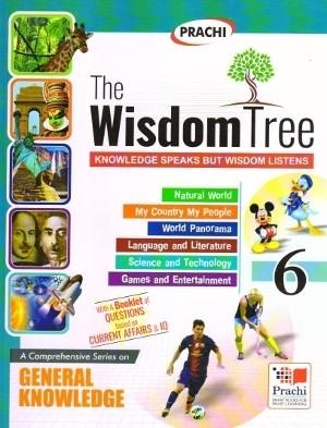Prachi The Wisdom Tree for Class 6