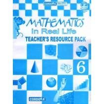 Cordova Mathematics in Real Life Solution book for Class 6