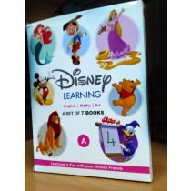 Disney Learning Books for Nursery Class