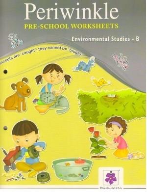 Periwinkle Pre-School Worksheets Environmental Studies B