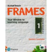 Pearson ActiveTeach Frames Coursebook Class 1