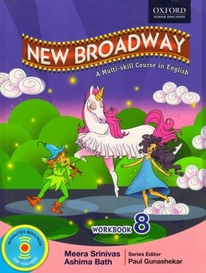 Oxford New Broadway English Workbook 8