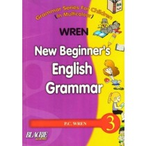 Wren New Beginner's English Grammar Class 3