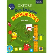 Oxford New Enjoying Mathematics Class 8
