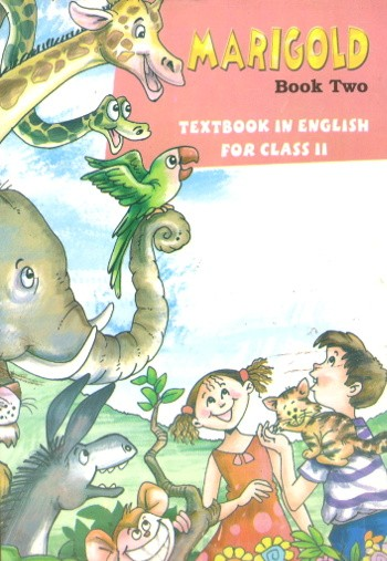 NCERT Marigold Book Two For Class 2