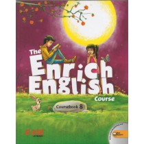 S chand The Enrich English Coursebook Class 8