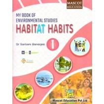 My Book of Environmental Studies Habitat Habits Class 1