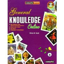 Cordova General Knowledge Online Book 8