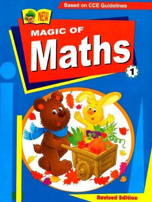 Magic Of Maths For Class 1