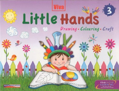 Viva Little Hand Drawing For Class 3
