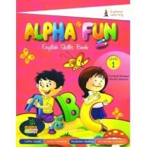Alpha Fun English Skill Book Level 1