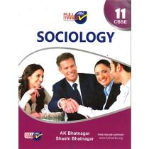 Full Marks Sociology for Class 11