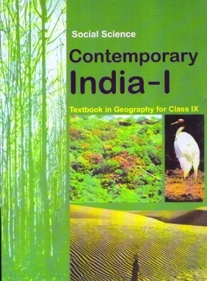 NCERT Social Science Contemporary India - 1 for Class 9