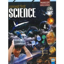 Concept First Science For Class 4