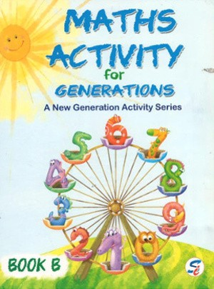 Maths Activity For Generations Book B