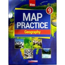Viva Map Practice Geography Class 9