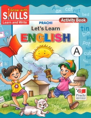 Prachi Let's Learn English A Activity Book