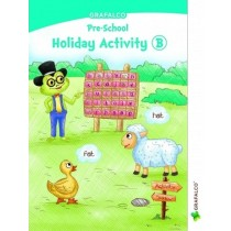 Grafalco Pre-School Holiday Activity - B
