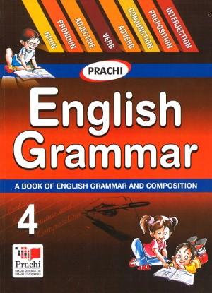 Prachi English Grammar For Class 4