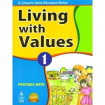 S chand Living with Values Class 1