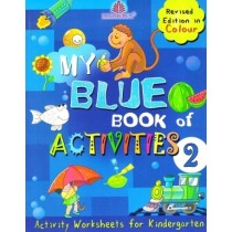 Madhubun My Blue Book of Activities 2