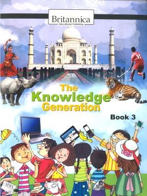 Britannica The Knowledge Generation For Class 3