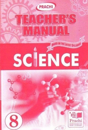 Prachi Science Class 8 solution book