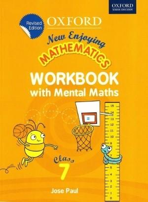 Oxford New Enjoying Mathematics Workbook Class 7
