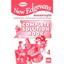 Prachi New Edgeways Complete Solution Book Class 4
