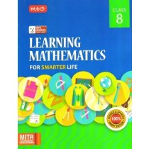MTG Learning Mathematics For Smarter Life Class 8