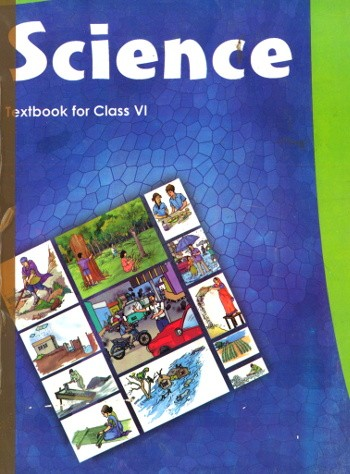 NCERT Science Textbook For Class 6