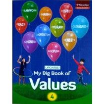 My Big Book of Values Class 4
