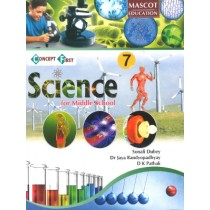 Concept First Science For Middle School Class 7